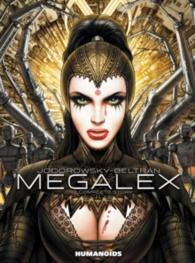Megalex : The Complete Story, Hardback Book
