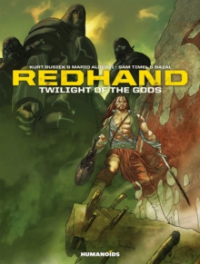 Redhand: Twilight of the Gods, Paperback Book