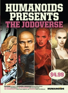 Humanoids Presents: The Jodoverse, Paperback Book