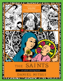 The Saints : An Adult Coloring Book, Paperback / softback Book