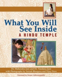 What You Will See Inside a Hindu Temple, Paperback / softback Book