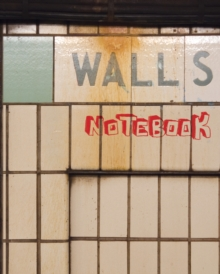 Walls Notebook, General merchandise Book