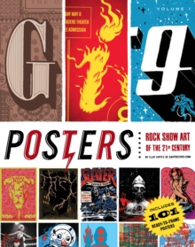 Gig Posters (Volume 1), Paperback Book