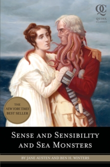 Sense and Sensibility and Sea Monsters, Paperback Book