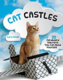 Cat Castles : 20 Cardboard Habitats You Can Build Yourself, Paperback Book