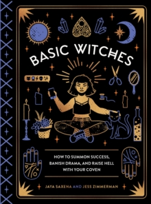 Basic Witches, Hardback Book