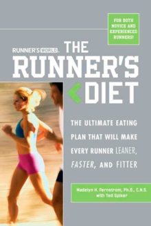 The Runner's Diet, Paperback Book