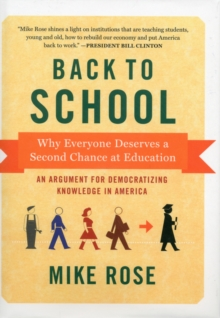 Back To School : Second Chances in Higher Ed, Paperback / softback Book