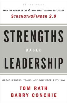 Strengths-based Leadership, Hardback Book