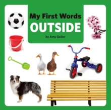My First Words Outside, Board book Book