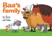 Baa's Family, Board book Book