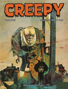 Creepy Archives Volume 10, Hardback Book