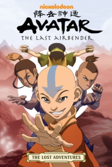 Avatar: The Last Airbender: The Lost Adventures, Paperback / softback Book