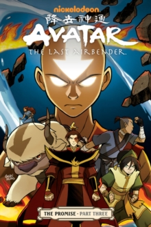 Avatar: The Last Airbender# The Promise Part 3, Paperback Book