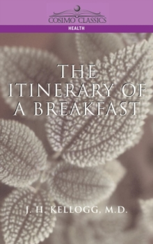 The Itinerary of a Breakfast, Paperback / softback Book
