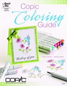 Copic Coloring Guide, Paperback Book