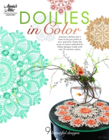 Doilies in Color, Paperback Book