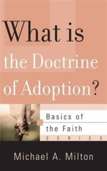 What Is the Doctrine of Adoption?, Paperback / softback Book