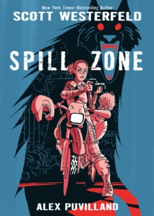 Spill Zone, Hardback Book