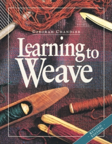 Learning to Weave, Paperback / softback Book