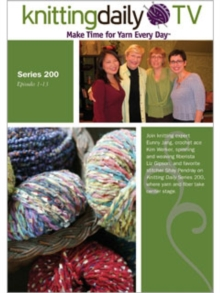 Knitting Daily TV Series 200, Digital Book