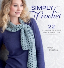 Simply Crochet, Paperback Book
