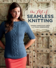 The Art of Seamless Knitting, Paperback Book