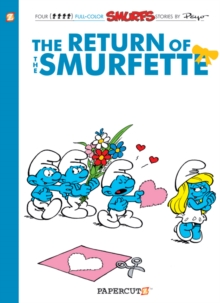 Smurfs #10: The Return of the Smurfette, The, Hardback Book