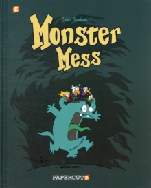 Monster Graphic Novels #2 : Monster Mess, Hardback Book