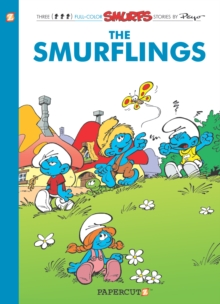 Smurfs #15: The Smurflings, The, Hardback Book