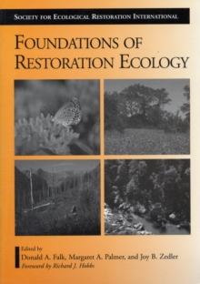 Foundations of Restoration Ecology, Paperback / softback Book