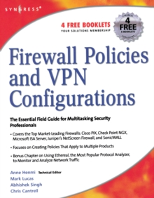 Firewall Policies and VPN Configurations, Paperback / softback Book