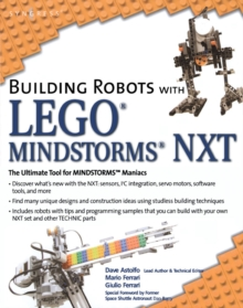 Building Robots with LEGO Mindstorms NXT, Paperback / softback Book