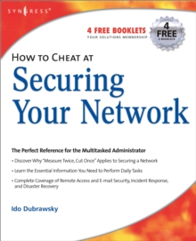 How to Cheat at Securing Your Network, Paperback / softback Book