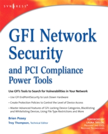 GFI Network Security and PCI Compliance Power Tools, Paperback / softback Book
