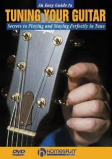 Happy Traum: Easy Guide to Tuning Your Guitar, DVD  DVD