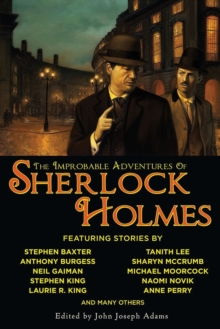 The Improbable Adventures of Sherlock Holmes, Paperback Book
