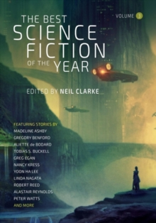 The Best Science Fiction of the Year : Volume Three, Paperback / softback Book