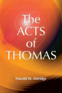 The Acts of Thomas, Paperback / softback Book