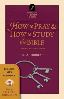 How to Pray/How to Study the Bible, Mixed media product Book