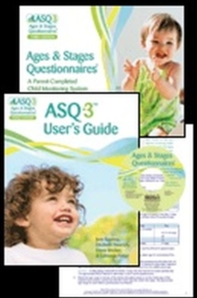 Ages & Stages Questionnaires (R) (ASQ (R)-3): Starter Kit (English) : A Parent-Completed Child Monitoring System, Mixed media product Book