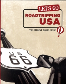 Let's Go Roadtripping USA : The Student Travel Guide, Paperback / softback Book