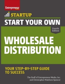 Start Your Own Wholesale Distribution Business, Paperback / softback Book