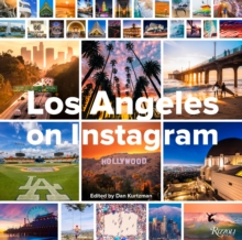 Los Angeles on Instagram, Hardback Book