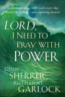 Lord, I Need to Pray with Power, Paperback / softback Book