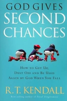 God Gives Second Chances, Paperback Book