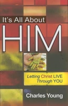 It's All About Him, Hardback Book