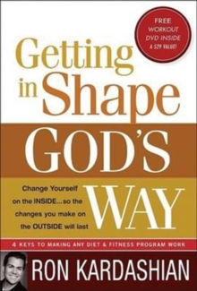 Getting in Shape God's Way, Mixed media product Book