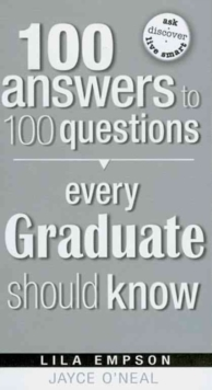 100 Answers Every Grad Should Know, Paperback / softback Book