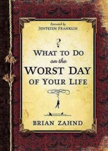 What to Do on the Worst Day of Your Life, Hardback Book
